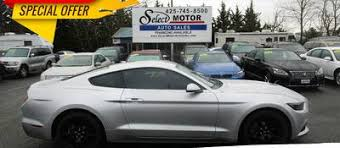 used 2016 ford mustang near