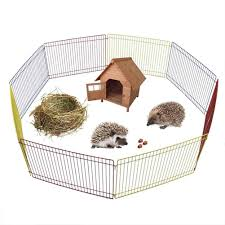 8pcs Small Pet Fence Hamster Cage Iron Fence Free Activity Large Space Diy Pet Playpen For Hamster Hedgehog Guinea Pig Turtles Toys Aliexpress