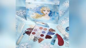 colourpop releases frozen 2 makeup