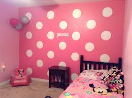 It Could Also Be A Really Cute Minnie Mouse Room For A Little Girl Description From Pi Minnie Mouse Room Decor Minnie Mouse Bedroom Decor Minnie Mouse Bedroom