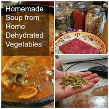 homemade soup recipes with dehydrated