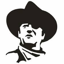 John Wayne Vinyl Decal Arrowhead Outdoor Products