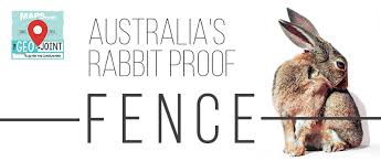 Geo Joint Australia S Rabbit Proof Fence Journeys By Maps Com