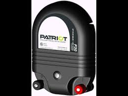 Patriot P30 Electric Fence Charger By Trutest Youtube