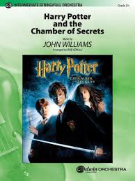 """Harry Potter and the Chamber of Secrets, Themes from: Featuring """"Fawkes the  Phoenix,"""" """"Gilderoy Lockhart,"""" """"Dobby the House Elf,"""" """"Moaning Myrtle"""" &  """"Fawkes Heals Harry"""" by John Williams, Paperback   Barnes &"""