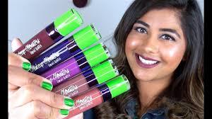 makeup monsters liquid lipsticks lip