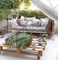 build outdoor furniture pallets home