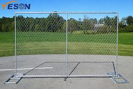 Temporary Fence Panels Seller Construction Fence Yeson Wire Mesh