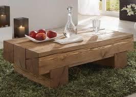 Couchtisch Holz Massiv Rustikal