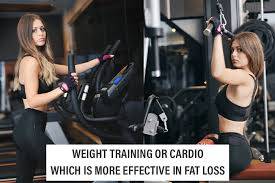 Weight Training vs Cardio: Which is Better Choice For Fat Loss- GymScope