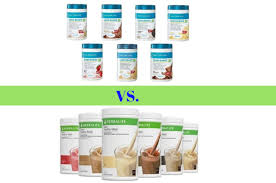 gnc lean shake vs herbalife which one
