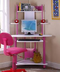 K B Furniture Pink Kids Corner Desk Best Price And Reviews Zulily