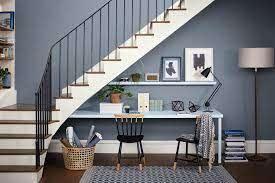 to brighten up dark hallways stairs