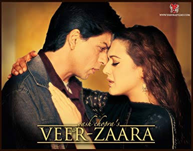 Image result for Veer-Zaara""