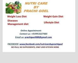 Nutri Care by Prachi Goel added a new photo. - Nutri Care by Prachi Goel |  Facebook