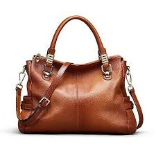 kattee women s genuine leather handbag