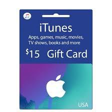 itunes gift card usa 15 india