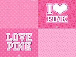 49 Cool Love Pink Wallpapers On Wallpapersafari