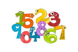 Liczby po angielsku - wymowa i ćwiczenia. Proste zestawienie od 1 ...