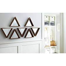 project 62 triangle mirror set of 3