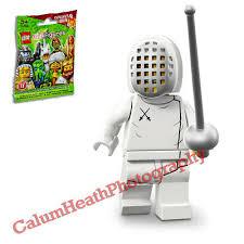 Lego Minifigures Series 13 Fencer New Unopened See Description Eur 9 30 Picclick It
