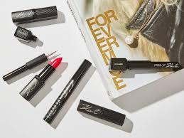 l oréal paris x karl lagerfeld makeup