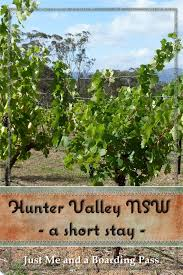 Hunter Valley Getaway - NSW Australia ...