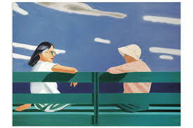 Top Selling Alex Katz Paintings at Auctions | Widewalls