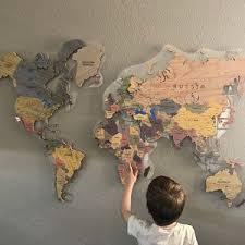 World Maps World Map Push Pin Map Personalized Gift World Etsy In 2020 World Map Wall Art Push Pin World Map World Map Wall Decal