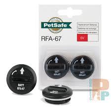 Petsafe Rfa67 Bark Collar Battery
