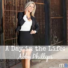 A Day in the Life: Abby Phillips