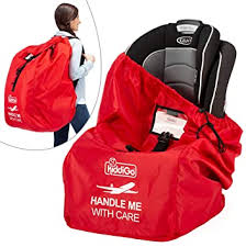com car seat travel bag for