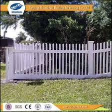 Fb3 China Garden Pvc Picket Fence Plastic Manufacturer Supplier Fob Price Is Usd 17 35 23 62 Meter