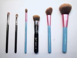 maxine marcelino top 6 makeup brushes