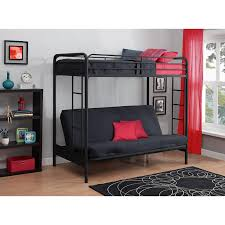 Twin Over Kids Futon Bed Best Room Design Very Soft And Comfortable Kids Futon Bed