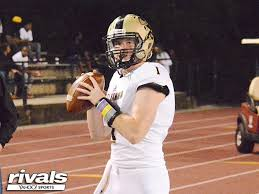 GoBlackKnights - 2-star QB Alex Meredith commits to Army West Point