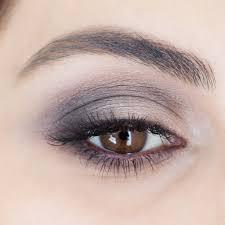 how to brown smokey eye simply sona