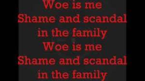 Shame And Scandal lyrics by Harry Belafonte - original song full ...