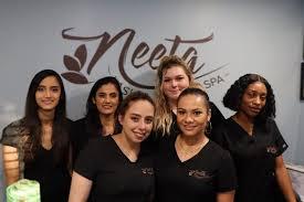 our team neeta lash beauty spa
