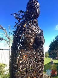 wind s metal garden art sculpture