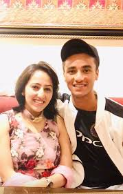 Abhishek Sharma Cricketer - Had an amazing time with my sister!  #siblingtime | Facebook