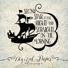No One Leaves Till We Figure This Out Peter Pan Pirate Ship Star Quote Svg Vinyl Cutting