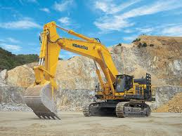 komatsu construction equipment
