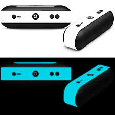 Blue Glow In The Dark Skin For Beats Pill Plus Mightyskins Protective Durable And Unique