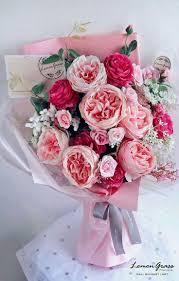 ورود رومانسية للاهداء How To Wrap Flowers Floral Bouquets