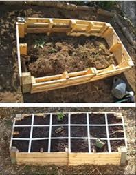 diy wood pallet raised bed garden