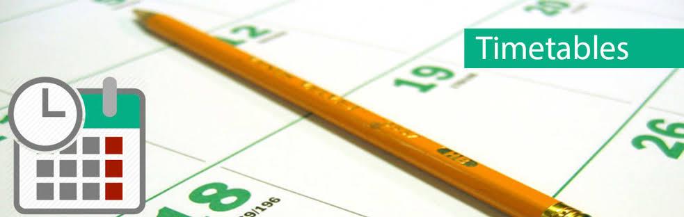 """Résultat de recherche d'images pour """"timetable banner"""""""""""