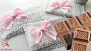 Chocolate Personalizado De Lujo P Recuerdos De Baby Shower Y Cumpleanos Youtube