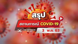 อัพเดทสถานการณ์ 'ไวรัสโควิด-19' วันที่ 4 พฤษภาคม 2563 - The ...