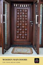 wooden main door design 10 solid ideas